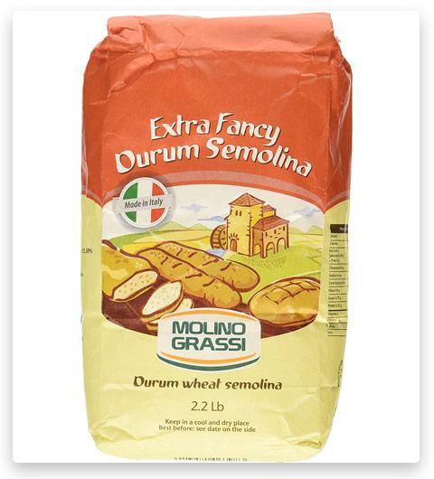 Molino Grassi Semolina Flour