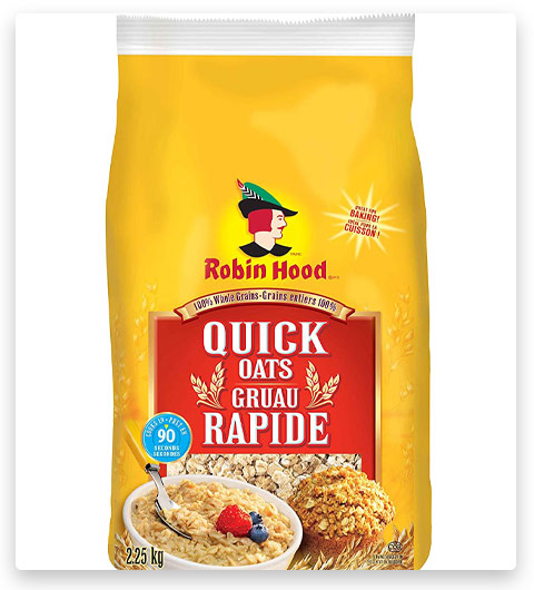 Robin Hood Whole Grains Quick Oats