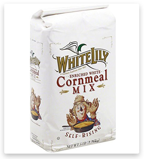 White Lily Cornmeal Mix
