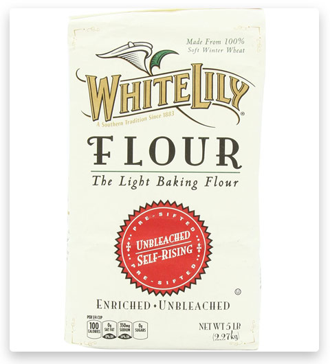 White Lily Unbleached Self Rising Flour