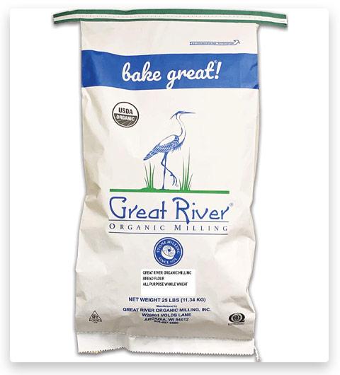 Great River Bread Flour Blend