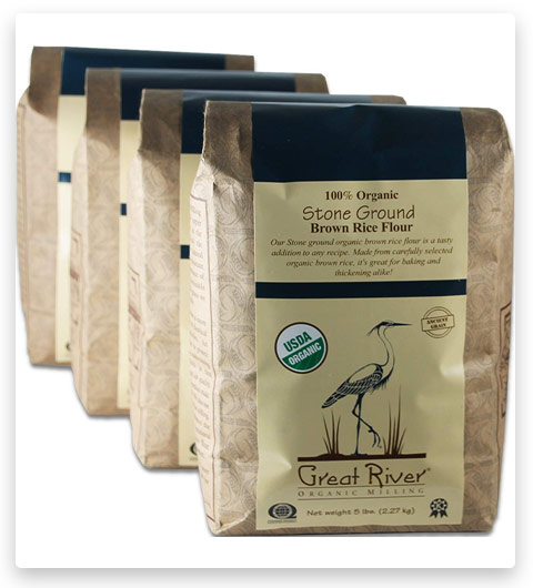 Great River Brown Rice Flour
