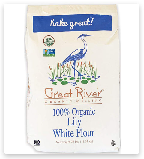 Great River Lily Flour