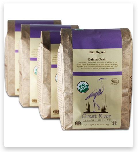 Great River Quinoa Grain