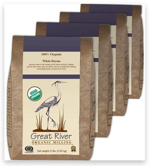 Great River Whole Grain Durum Wheat