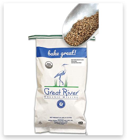 Great River Whole Grains Red Flour