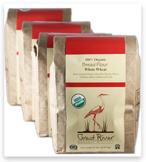 Great River Whole Wheat Bread Flour
