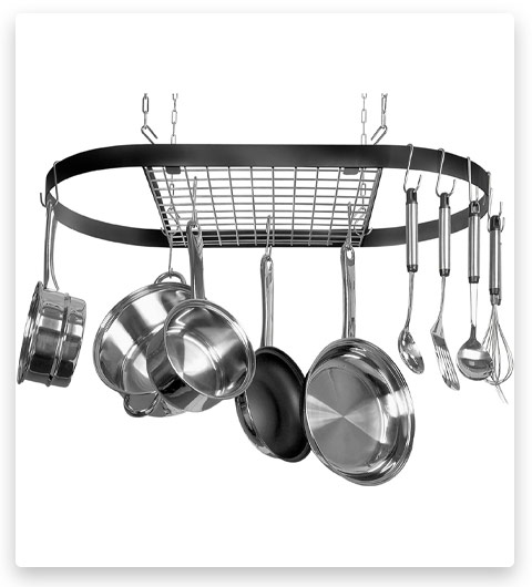 Kinetic Pot Rack