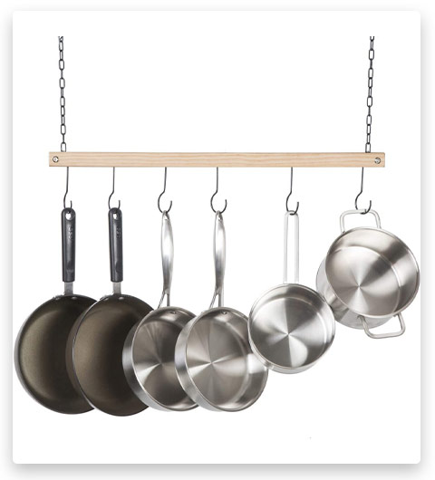 Soduku Pot Pan Rack Organizer