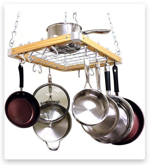 Standard Ceiling Mounted Pot Rack