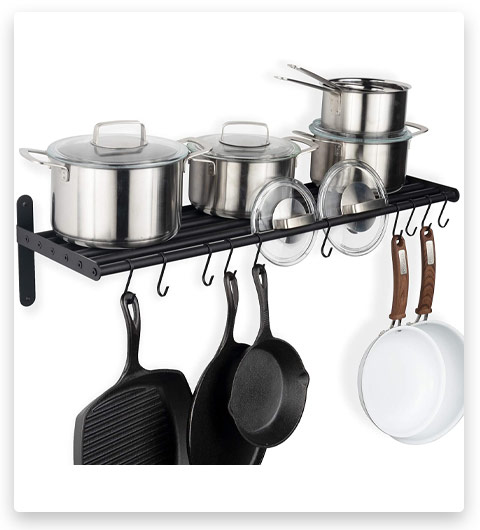Wallniture Hanging Pot Rack