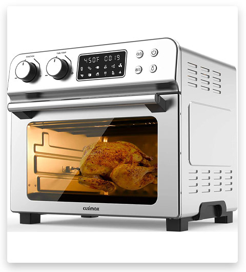 CUSIMAX Air Fryer Toaster Oven