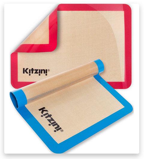 Kitzini Silicone Baking Mat Set