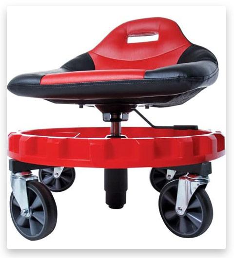 Traxion ProGear Mobile Rolling Gear Seat
