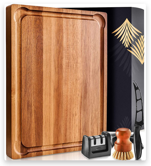 Home Hero Large Wood Cutting Board