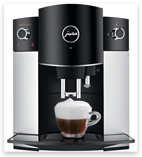 Jura D6 Automatic Coffee Machine