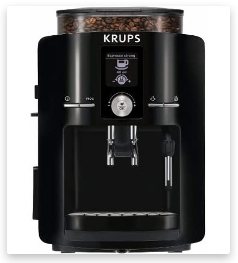 KRUPS EA8250 Fully Auto Espresso Machine