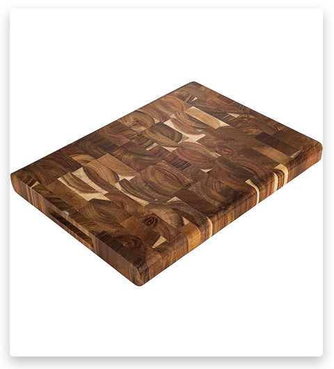 N-A Grain Acacia Wood cutting board