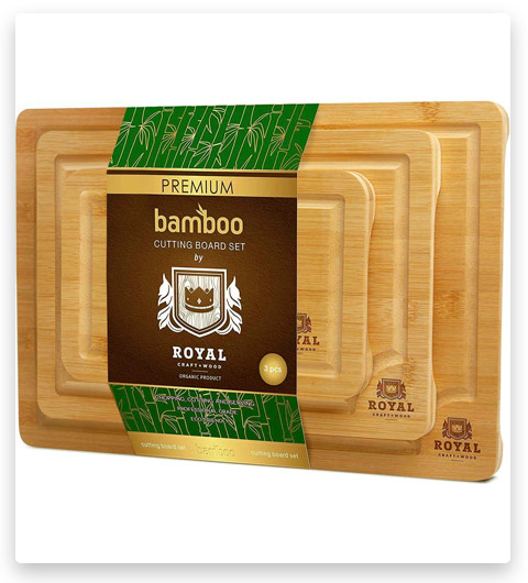 Royal Bamboo Cutting Board