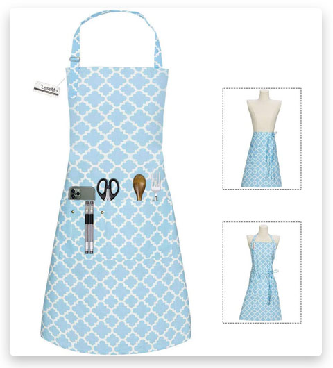 LessMo Kitchen Cooking Aprons