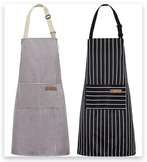 NLUS Kitchen Cooking Aprons